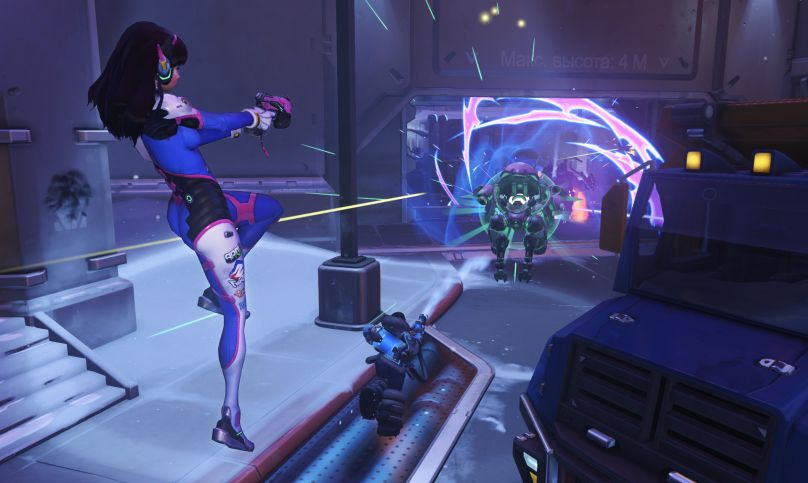 Overwatch cel mai jucat joc din Coreea