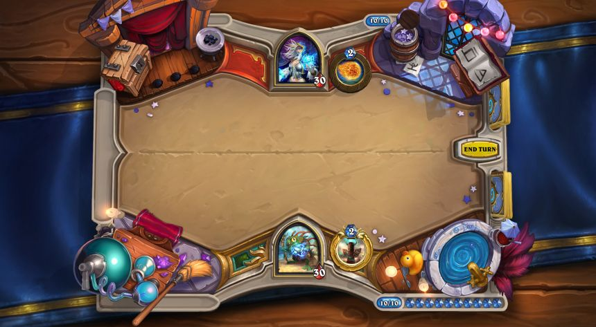 One Night in Karazhan new board