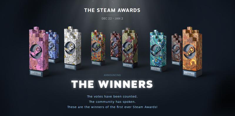 Steam Awards 2016 p2