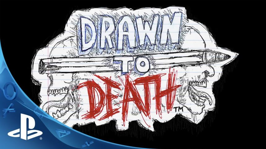 Drawn to death playstation 4