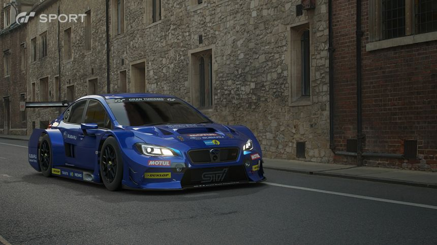 Gran Turismo Sport Beta trailer