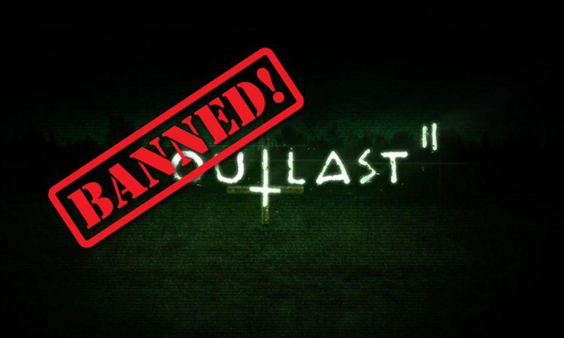 Outlast 2 interzis