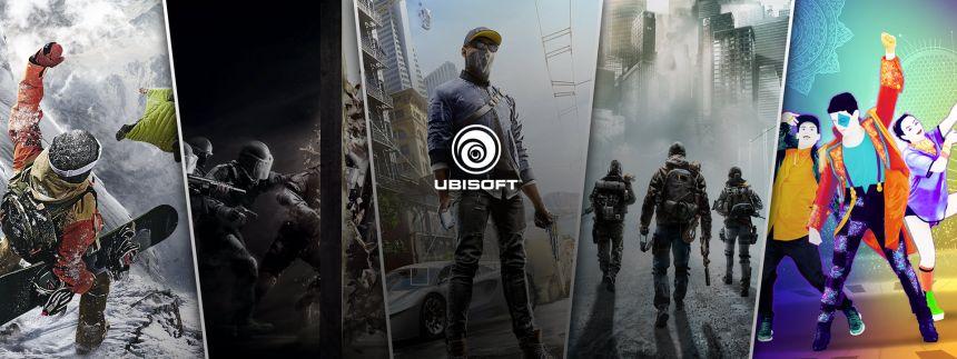 Ubisoft Spring sale 1