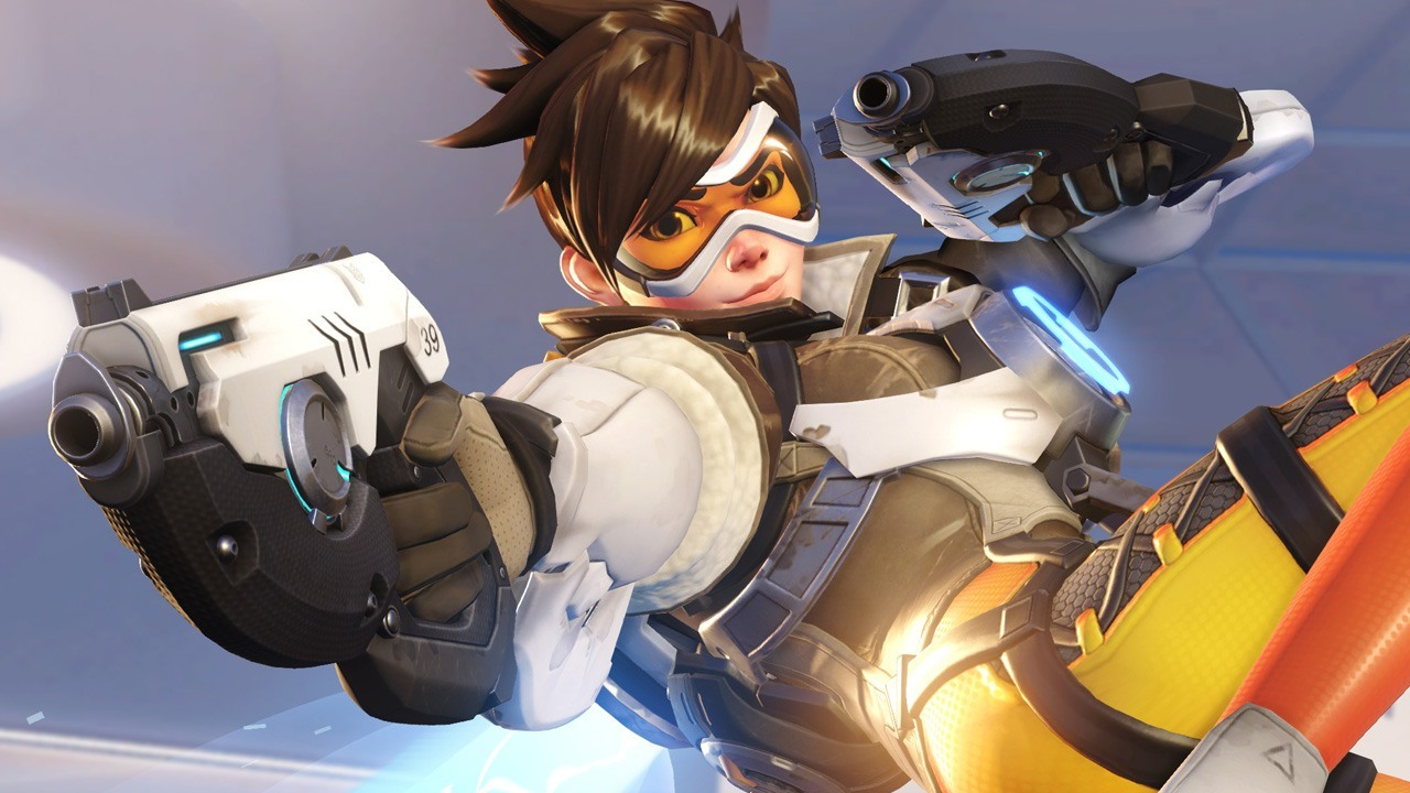 Overwatch Top jocuri Xbox One