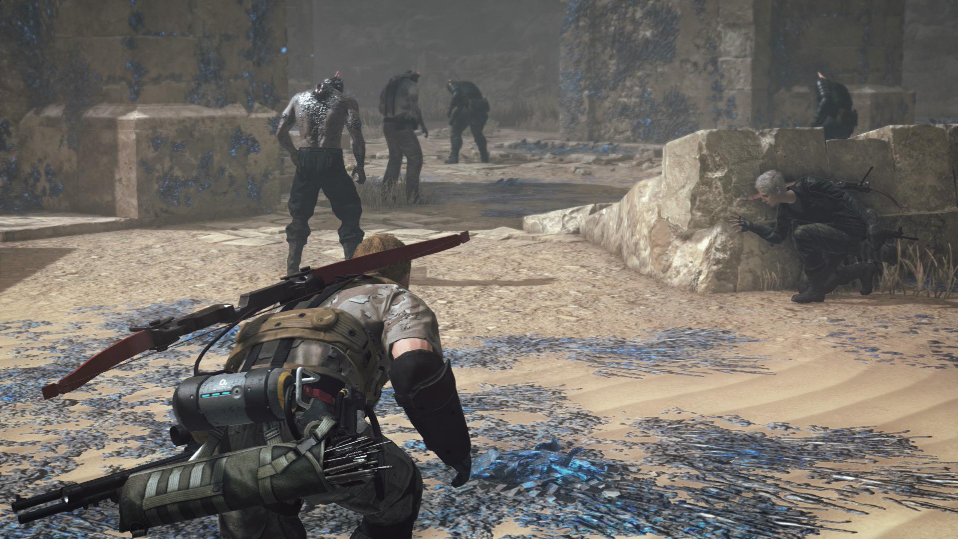 Metal Gear Survive Top Jocuri 2018