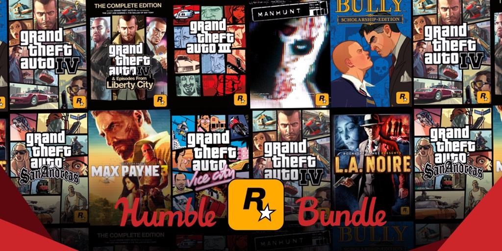 Rockstar Humble Bundle