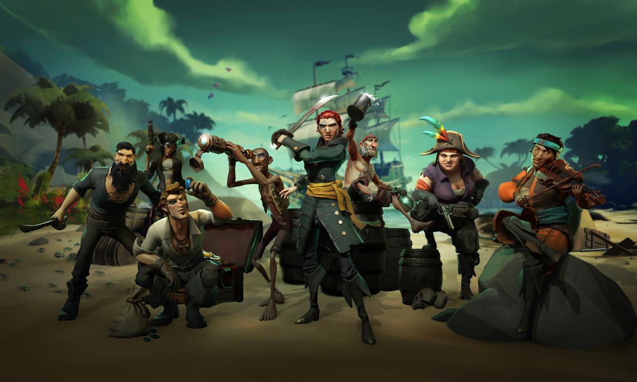 Sea of Thieves 2 milioane jucători
