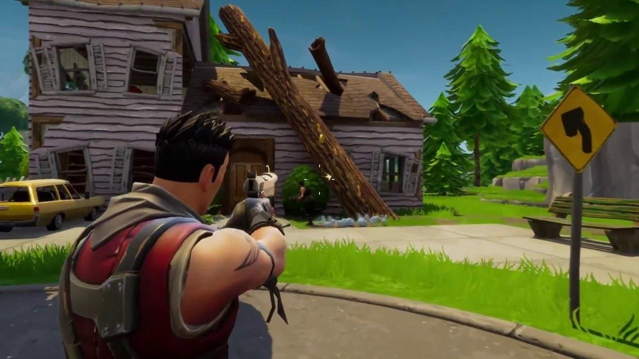 Fortnite double xp weekend
