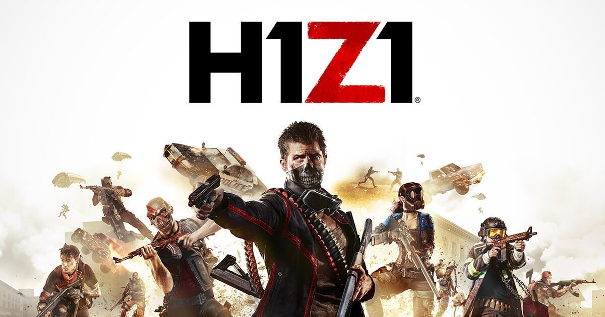 H1z1 playstation 4