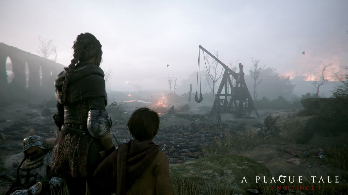 A Plague Tale Innocence joc E3 2018