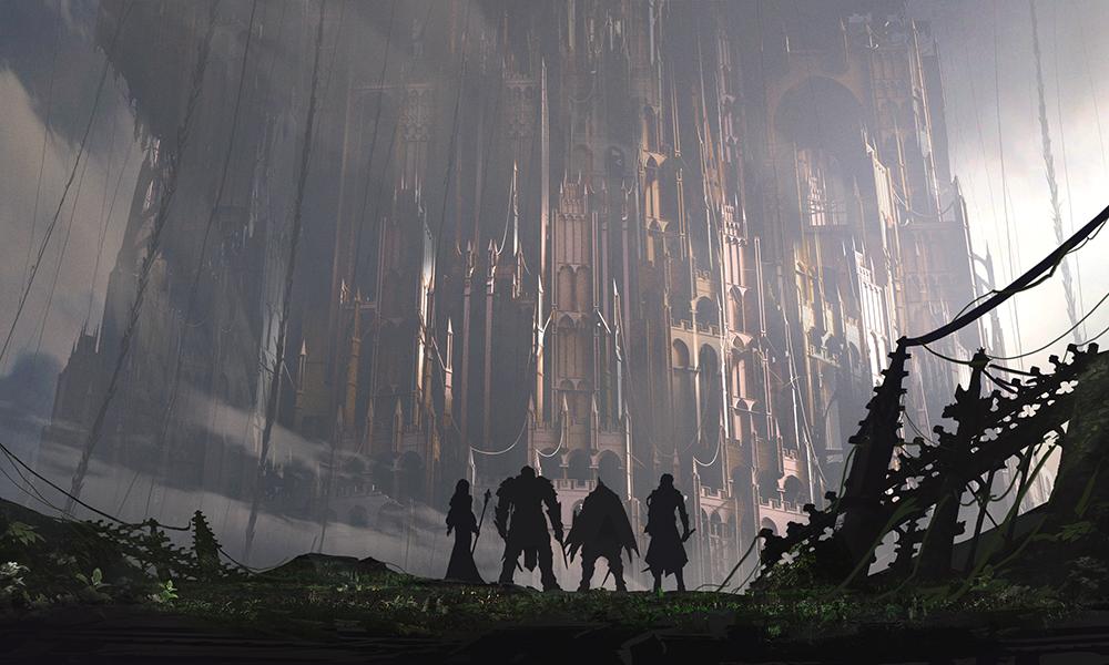 Babylon's Fall E3 2018