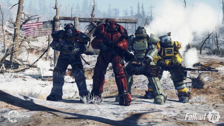 Fallout 76 steam