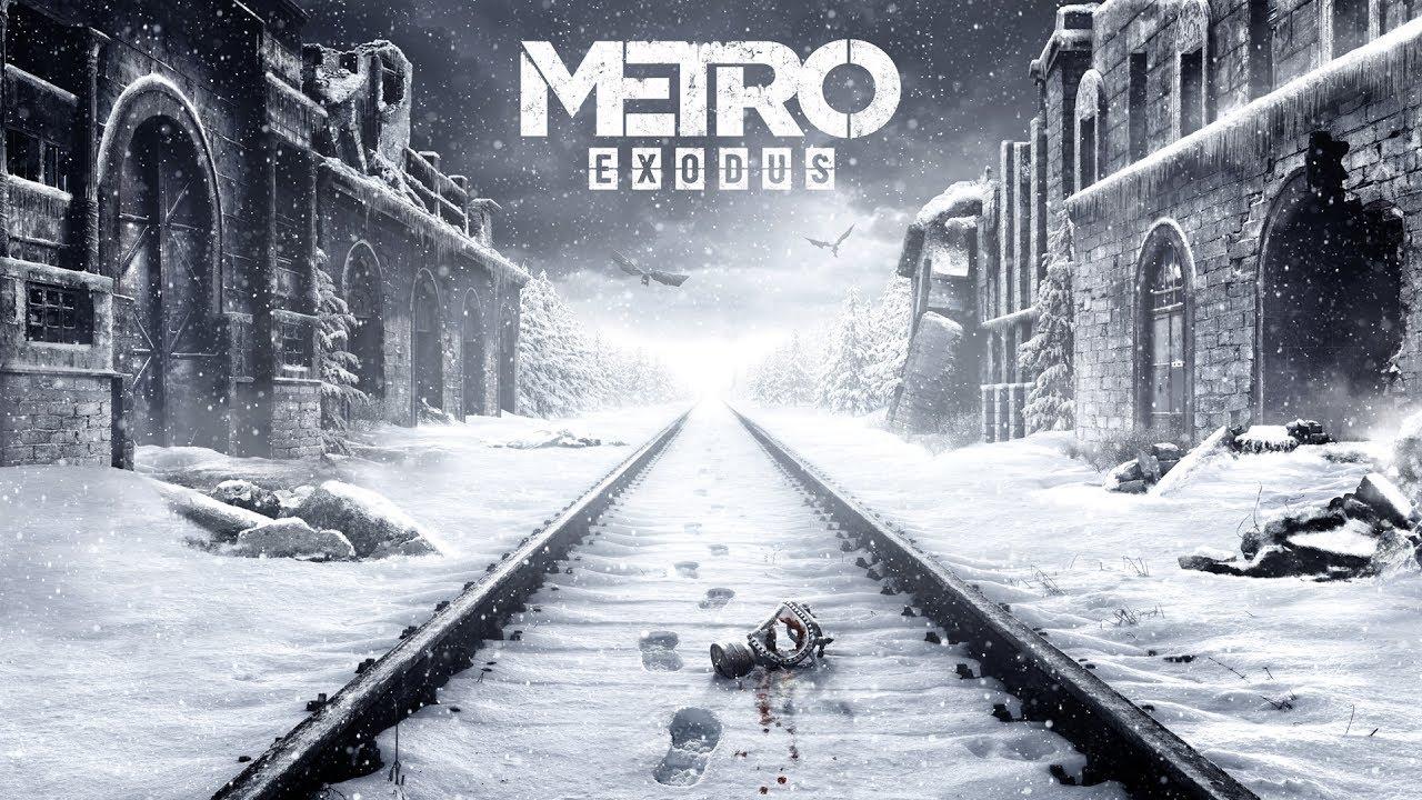 Metro Exodus lansare