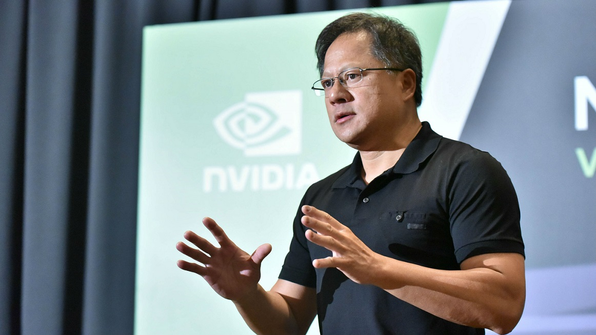 Nvidia Placi video CEO
