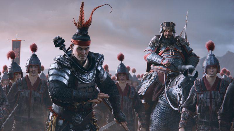 Total War Three Kingdoms amânat