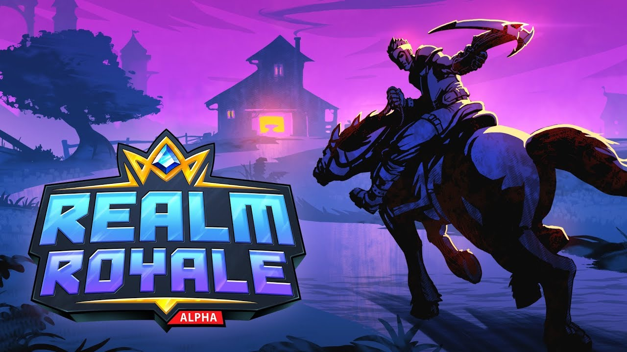 Realm Royale PlayStation 4 Xbox One