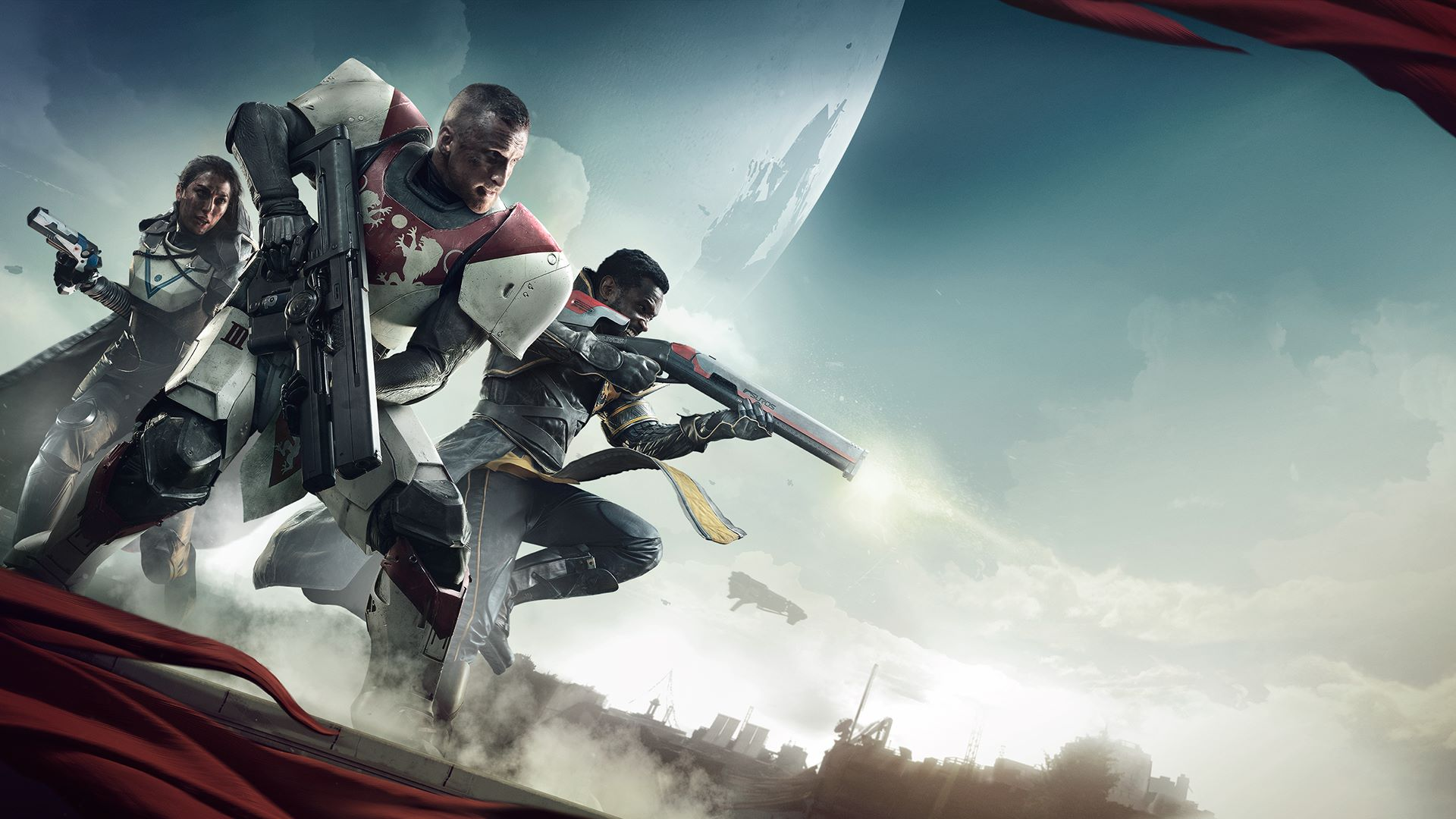Destiny 2 gratis pe PC